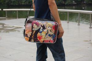 Аниме сумка Fairy Tail: Natsu and Lucy