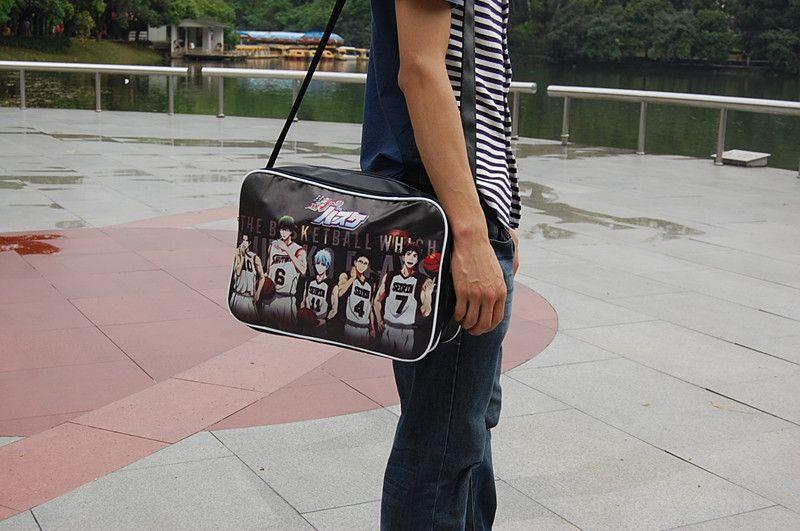 Аниме сумка Kuroko no Basuke