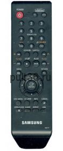Пульт ДУ Samsung 00071F DVD