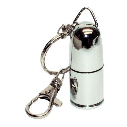 4GB USB-флэш накопитель Apexto UM-508 металлическая серебряная пуля