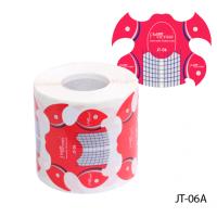 Универсальные одноразовые формы (бумажные, на клейкой основе) JT-06А, 300 штук