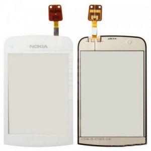 Тачскрин Nokia C2-02/C2-03/C2-06 (white) Оригинал