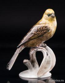 Золотая овсянка, Rosenthal, Германия, сер. 20 века
