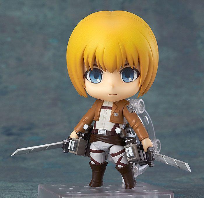 Фигурка Nendoroid: Armin Arlert