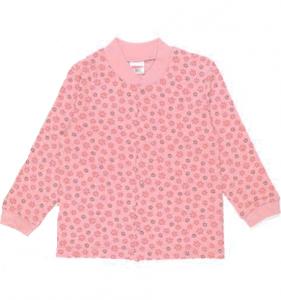 Кофточка для маленькой девочки розового цвета