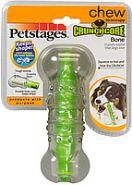 """Petstages Игрушка для собак """"Хрустящая косточка"""" большая (15 см)"""