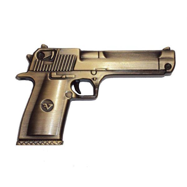 4GB USB-флэш накопитель Apexto Пистолет, бронза