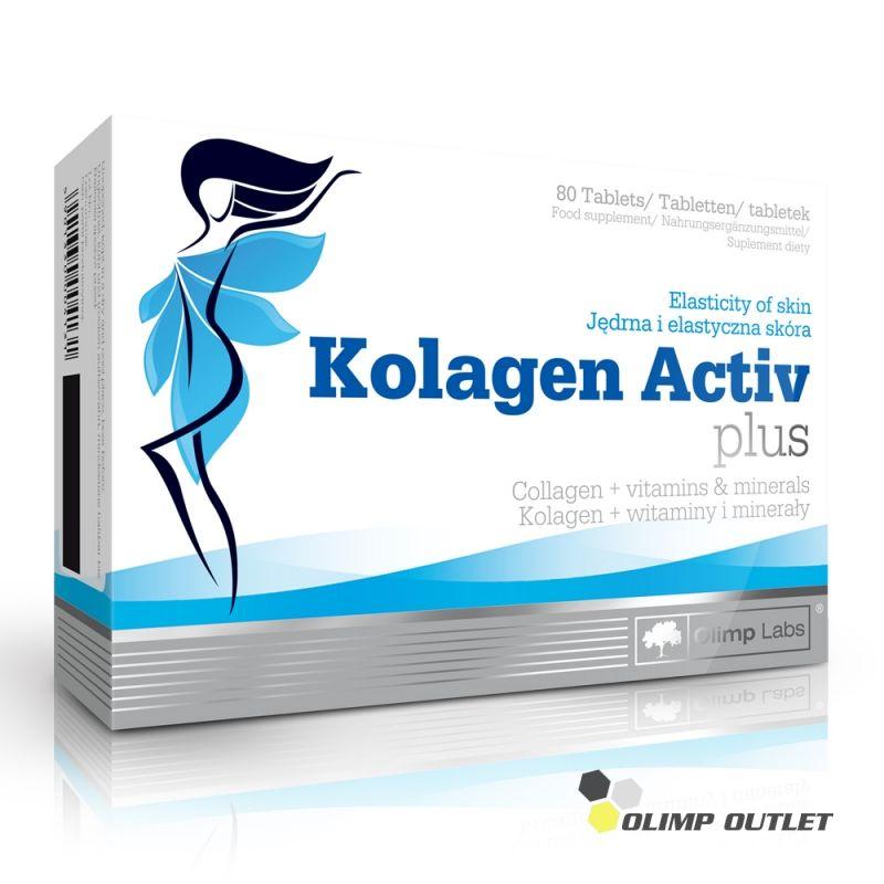 Kolagen Activ Plus (80 таб.)
