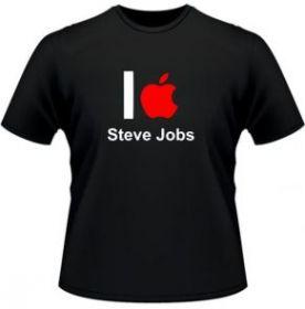 I love Seve Jobs