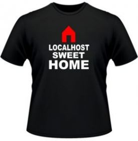Localhost Sweet home