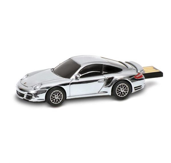 64GB USB-флэш накопитель Apexto UM302 Porsche металик