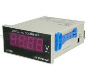 Цифровой вольтметр переменного тока  DP-6