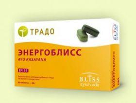 ЭНЕРГОБЛИСС, 60т (универсальный антиоксидант, восполнение ресурсов на клеточном уровне)