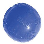 """KONG Squeezz Игрушка для собак """"Мячик"""" с пищалкой средний"""