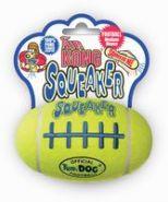 """KONG Air игрушка для собак """"Регби"""" средняя (14 см)"""