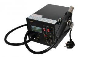 Цифровая термовоздушная паяльная станция 220V/160-480°С (ZD-939L) REXANT