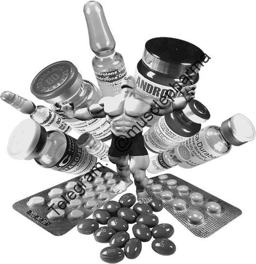 Курс стероидов на сухую массу ТУРИНАБОЛ + ПРИМОБОЛАН.
