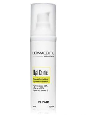 Dermaceutic Увлажн-й восстанавливающий крем Hyal Ceutic