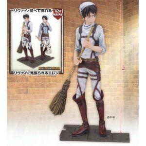 Призовая фигурка Shingeki no Kyojin:Eren Cleaning Ver.