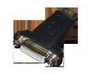 ПЕРЕХОДНИК шт.HDMI - гн.DVI-D GOLD REXANT
