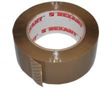 Скотч упаковочный 48мм x 150м., 50мкм, коричневый REXANT