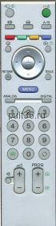 Пульт ДУ Sony RM-ED007