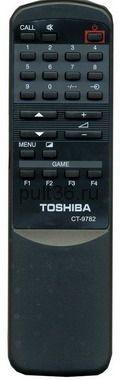 Пульт ДУ Toshiba CT-9782