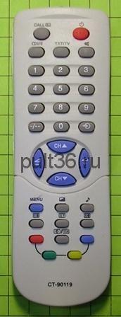 Пульт ДУ Toshiba CT-90119
