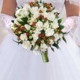 Свадебный букет невесты №8