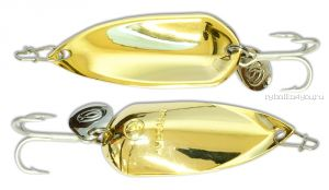 Блесна Kosadaka Grav Spoon 45мм /  12 грамм /  Gold