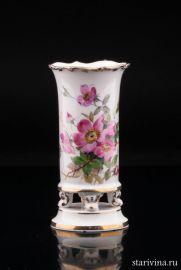 Декоративная ваза на постаменте, Meissen, Германия, кон. 19 в