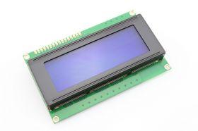 LCD Дисплей 20Х4 (2004A цвет синий)