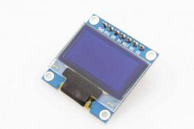 """OLED дисплей - 128x64 (0,9"""")"""