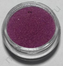 Бархатный песок, BP-07, сиреневый