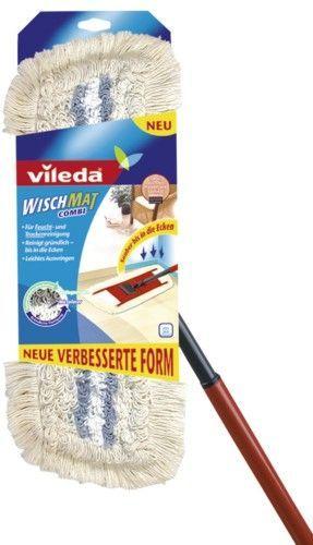 """Vileda Швабра """"WischMat Combi"""" с телескопической ручкой"""