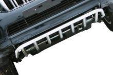 Защита переднего бампера, оригинал, скоба с нижней защитой. Нерж.сталь ф 60мм