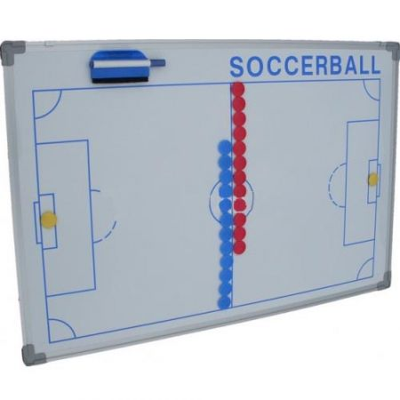 Тактическая доска для футбола (60 х 90 см.)