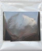 Фольга для дизайна ногтей, литья (переводная). Цвет: матовая темно-серая (мокрый асфальт) (Размер: 4см на 1 метр)