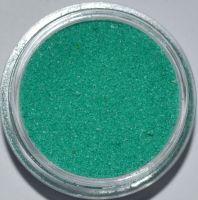 Бархатный песок изумрудный (БП-09), 5 грамм