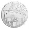 Tрансатлантический лайнер «Normandie» 10 Евро Франция 2014 на заказ