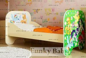 Кровать Пони КР-6 (80х160)