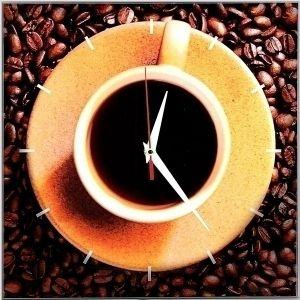 "Часы ""Кофе"" 28х28 см"