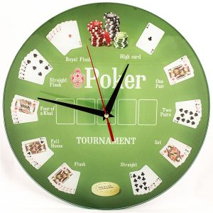 "Часы ""Покер"""