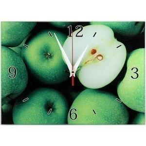"Часы ""Яблоки"" (20х28 см)"