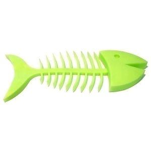 """Мыльница """"Рыба"""" (зеленая)"""