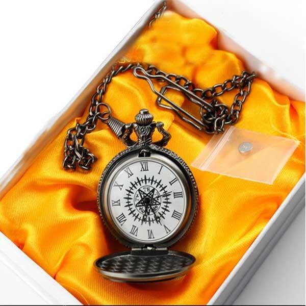 """Карманные часы """"Black Butler"""""""