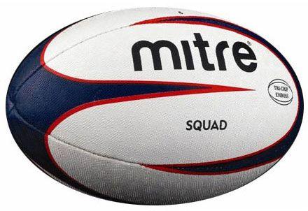 Мяч для регби Mitre Squad