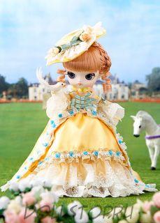 Коллекционная кукла Дал Шарлотта - Dal Charlotte doll JUN Planning