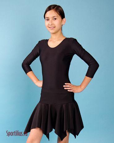 детская юбка для гимнастики