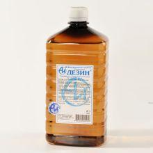 Дезин хлоргексидин-биглюконат 20% / антисептик и дез.средство / 1 л